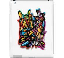 abstract art 2 iPad Case/Skin
