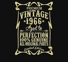 Premium vintage 1966 aged to perfection Womens T-Shirt