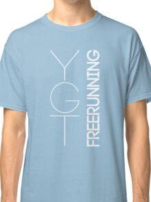 Fundamental YGTee (White Text) Classic T-Shirt