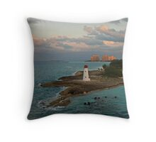 Nassau - The Bahamas Throw Pillow