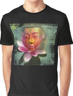 buddha lotus 2 Graphic T-Shirt