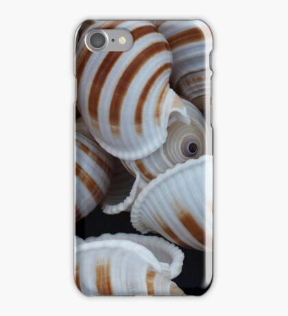 Stripey Shells iPhone Case/Skin