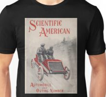 Artist Posters Scientific American automobile and outing number price 10 cents 0688 Unisex T-Shirt