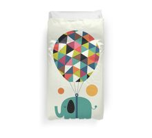 Fly High And Dream Big Duvet Cover
