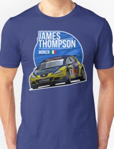 James Thompson - 2006 Monza Unisex T-Shirt