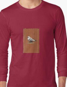 Gulls on Grass, #4 Long Sleeve T-Shirt
