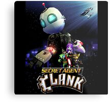 Ratchet & Clank 2016 movie animation Metal Print