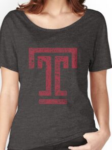 Temple Doodle Women's Relaxed Fit T-Shirt