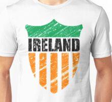 Vintage Ireland Emblem Unisex T-Shirt