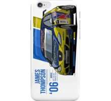James Thompson - 2006 Monza iPhone Case/Skin