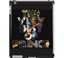 THE GREATEST! iPad Case/Skin