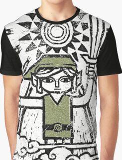 Hero of Legend Graphic T-Shirt