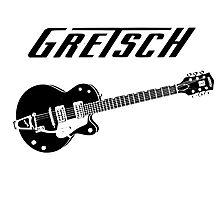 GRETSCH Photographic Print
