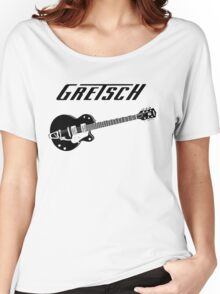 GRETSCH Women's Relaxed Fit T-Shirt