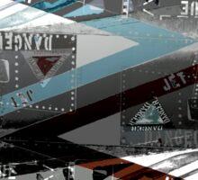 Jet Intake, Rescue, Danger Sticker