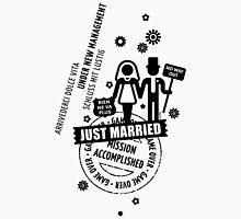 Hochzeit / Wedding / Mariage / Casamiento / Matrimonio (Black) Womens Fitted T-Shirt