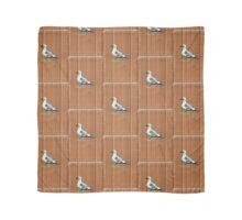 Gulls on Grass #1 Scarf