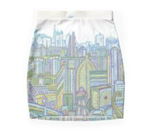 Megatropolis, Riddle District Mini Skirt