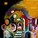 Doors of Perception by Kaye Bel -Cher