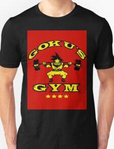 GOKU'S GYM Unisex T-Shirt