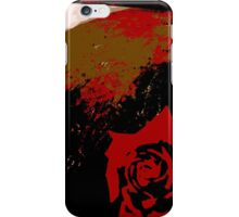 Loving memory iPhone Case/Skin