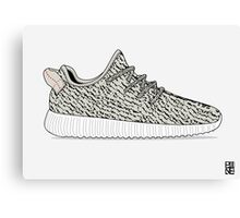 yzboost illustration Canvas Print