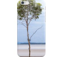 Alone Upon The Shore iPhone Case/Skin