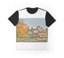 Hill End icon in HDR Graphic T-Shirt
