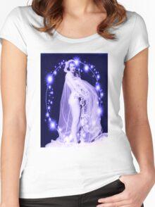The dream of Miss Havisham Women's Fitted Scoop T-Shirt