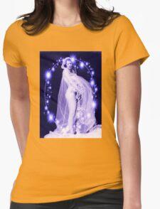 The dream of Miss Havisham Womens Fitted T-Shirt