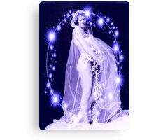 The dream of Miss Havisham Canvas Print