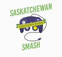 Saskatchewan Smash Unisex T-Shirt