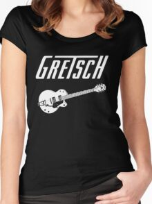 GRETSCH Women's Fitted Scoop T-Shirt