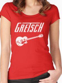 GRETSCH Women's Fitted Scoop T-Shirt