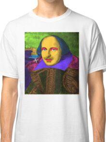 William Shakespeare Pop Art Classic T-Shirt