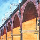 Manchester - Stockport Viaduct by exvista