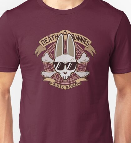 Death Bunnies Unisex T-Shirt
