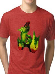 Monster Hunter - Brachydium Tri-blend T-Shirt