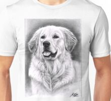 Golden Retriever Spence Unisex T-Shirt