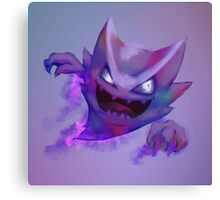 Haunter - Pokemon Canvas Print