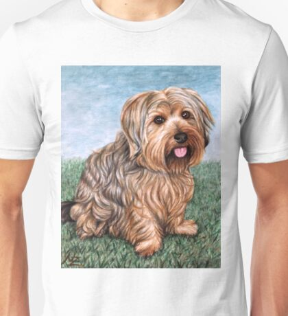 Yorkshire Terrier Mix Unisex T-Shirt