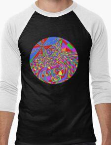 Internet Evolution Men's Baseball ¾ T-Shirt