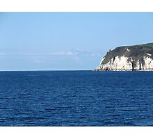 Beer cliff Photographic Print