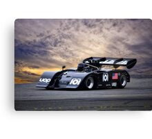 1972 Shadow Mk III Can Am Canvas Print