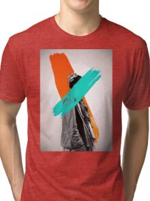 Paint Tri-blend T-Shirt