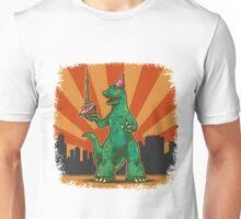 T Rex birthday in Tokyo Unisex T-Shirt