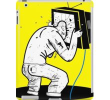 Tv Slave iPad Case/Skin