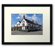 The Yew Tree Inn, Warminster, Wiltshire, UK Framed Print