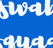 Swab Squad Sticker