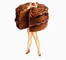 Hot Cakes - Chocolate Ganache Unisex T-Shirt